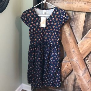 Los osos honey and lace dress